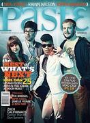 Paste Magazine September 2008 Magazine