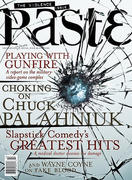 Paste Magazine October 2008 Magazine