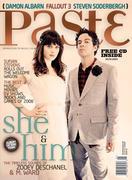 Paste Magazine December 2008 Magazine
