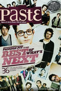 Paste Magazine August 2009 Magazine