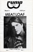 Meat Loaf Program