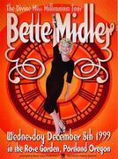 Bette Midler Poster