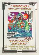 Phillip Brown Postcard