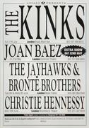 The Kinks Handbill