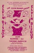 Elvin Bishop Group Handbill