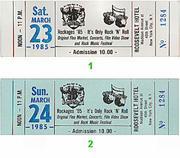 Fourteen Karat Soul Vintage Ticket