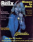 Relix Magazine June 1979 Magazine