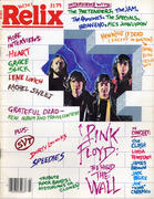 Relix Magazine June 1980 Vintage Magazine