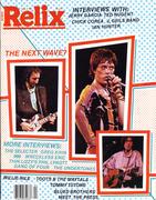 Relix Magazine August 1980 Magazine