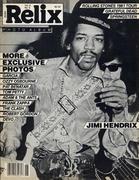 Relix Magazine December 1981 Magazine