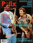 Relix Magazine August 1984 Magazine