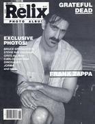 Relix Magazine December 1984 Magazine