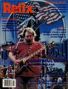 Relix Magazine October 1985 Magazine