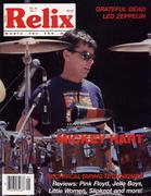 Relix Magazine February 1988 Magazine