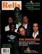 Relix Magazine June 1988 Magazine