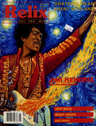 Relix Magazine October 1990 Magazine