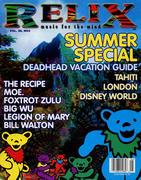 Relix Magazine June 1999 Magazine