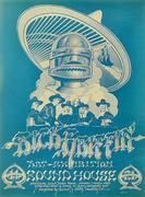 Rick Griffin Art Exhibition Poster