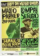 Maceo Parker Poster