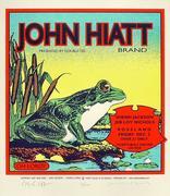 John Hiatt Serigraph