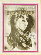 Rolling Stone Magazine March 30, 1972 Magazine