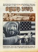 Rolling Stone Magazine April 27, 1972 Magazine