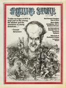 Rolling Stone Magazine June 8, 1972 Magazine