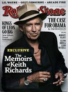 Rolling Stone Magazine October 28, 2010 Magazine