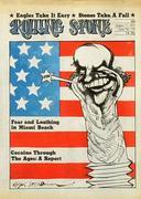Rolling Stone Magazine August 17, 1972 Magazine