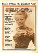 Rolling Stone Magazine October 12, 1972 Magazine
