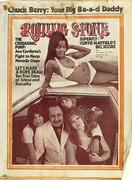 Rolling Stone Magazine November 23, 1972 Magazine