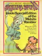 Rolling Stone Magazine January 17, 1974 Magazine