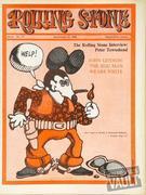 Rolling Stone Magazine September 14, 1968 Magazine