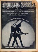 Rolling Stone Magazine September 28, 1968 Magazine
