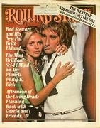 Rolling Stone Magazine November 6, 1975 Magazine