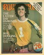 Rolling Stone Magazine March 11, 1976 Magazine