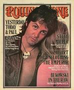 Rolling Stone Magazine June 17, 1976 Magazine