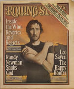 Rolling Stone Magazine November 17, 1977 Magazine