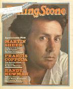 Rolling Stone Magazine November 1, 1979 Magazine