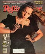 Rolling Stone Magazine August 6, 1981 Magazine