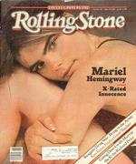 Rolling Stone Magazine April 15, 1982 Magazine