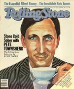 Rolling Stone Magazine June 24, 1982 Magazine