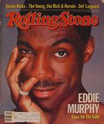 Rolling Stone Magazine July 7, 1983 Vintage Magazine