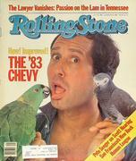 Rolling Stone Magazine October 13, 1983 Magazine