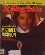 Rolling Stone Magazine March 15, 1984 Magazine