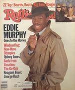 Rolling Stone Magazine April 12, 1984 Magazine