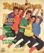 Rolling Stone Magazine July 5, 1984 Magazine