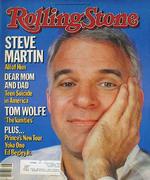 Rolling Stone Magazine November 8, 1984 Magazine