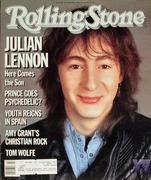 Rolling Stone Magazine June 6, 1985 Magazine