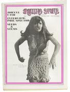 Rolling Stone Magazine November 1, 1969 Magazine